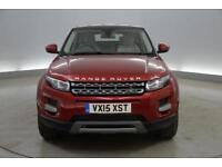 Range Rover Evoque 2.2 SD4 Pure 5dr [Tech Pack]