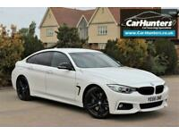2017 66 BMW 4 SERIES 3.0 430D M SPORT GRAN COUPE 4D 255 BHP DIESEL