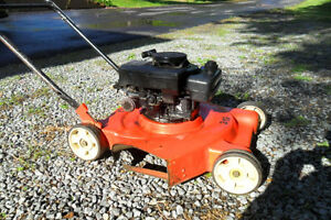 Lawn mowers - old, broken, not running – Tune-ups Carb cleaning