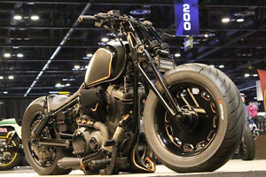 2014 Low and Mean Yamaha Copper Bolt