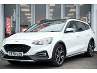 2020 Ford Focus 1.0 Active X Est 6Spd 125PS Estate Petrol Manual