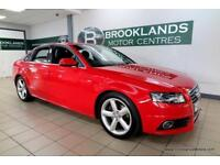 Audi A4 1.8 TFSI S LINE (LEATHER and XENONS)