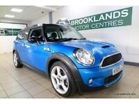 MINI Clubman 1.6 COOPER S CLUBMAN [4X SERVICES, LEATHER and HEATED SEATS]