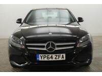 2014 Mercedes-Benz C Class C220 BLUETEC SE EXECUTIVE Diesel black Automatic
