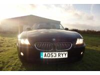 2003 BMW Z4 3.0 i Roadster 2dr