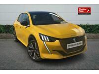 2021 Peugeot 208 5dr Hat 50kwh 136 Electric GT Prm Auto Hatchback Electric Autom