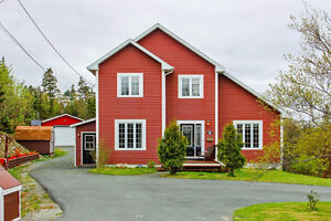 WOW, This place is a Must See!!! 6 Olympic Drive, Portugal Cove