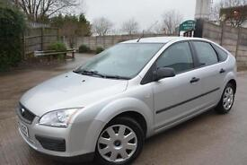 FORD FOCUS LX 1.6 5 DOOR*2 LADY OWNERS*STUNNING CONDITION*CHEAP NEW SHAPE*