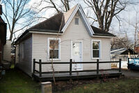 9 Park Ave East - Updated 2 Bedroom Bungalow