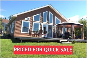 CHECK OUT THAT VIEW - PRICE REDUCED FOR QUICK SALE!!!