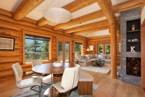 BREATHTAKING 4bdrm Chalet with Rental Suite in WHISTLER BC