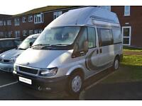 Horizons Unlimited Cavarno 2 Comapct HighTop Motorhome for Sale 4 Belts 2 Berth