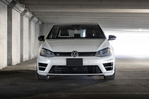 2016 GOLF R in very good condition asking $31,500.00 certified