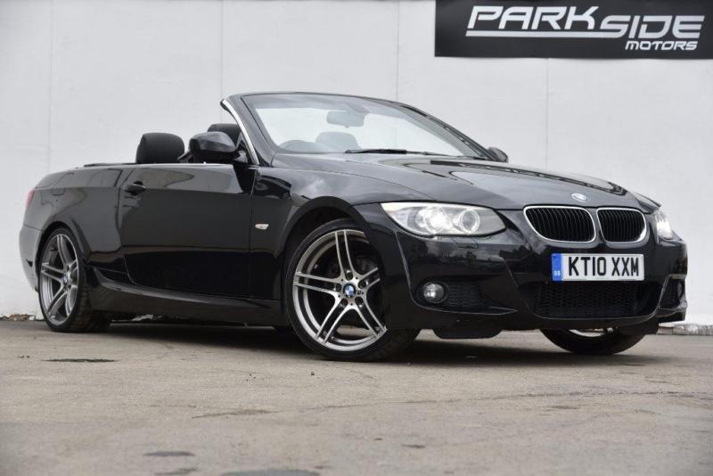 2010 BMW 3 Series 2.0 320i M Sport 2dr