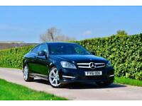 2011 Mercedes-Benz C Class 2.1 C250 CDI BlueEFFICIENCY AMG Sport Edition