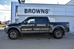 2012 Ford F-150 Raptor W/Leather Seats & Heated/Cooled Front ...