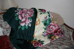 Velour Blanket