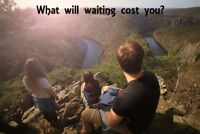 What will waiting cost you?