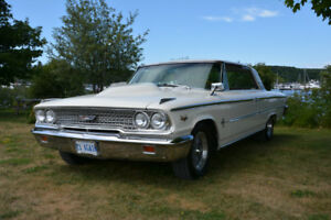 1963 Ford Galaxie 500 - 406, 4 Speed, Air Conditioning