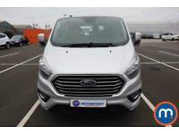 2019 Ford Tourneo Custom 2.0 EcoBlue 130ps Low Roof 8 Seater Titanium Standard R
