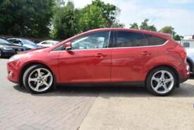 2012 Ford Focus 2.0 TDCi Titanium X Powershift 5dr