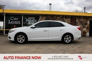 2013 Chevrolet Malibu   OWN ME FOR ONLY $72.38 BIWEEKLY!