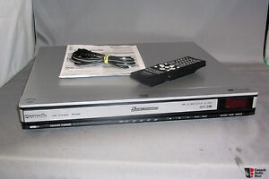 Panasonic 5 disc DVD/CD player.