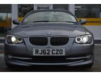 GOOD CREDIT CAR FINANCE 2012 62 BMW 325 3.0TD AUTO