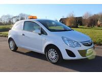 Vauxhall Corsavan 1.3CDTi( EU5 ) ecoFLEX ( s/s ) Diesel Van £3,495 + VAT