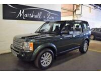 2009 09 LAND ROVER DISCOVERY 3 2.7 3 TDV6 SE 5D AUTO 188 BHP DIESEL