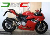 2016 Ducati 959 Panigale Red Just 579 Miles Ex-Demo