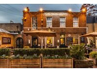 Boutique Hotel Receptionist in Clapham