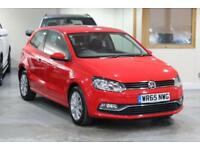 2015 Volkswagen Polo 1.4 TDI BlueMotion Tech SE (s/s) 3dr