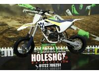 Husqvarna TC 50 Motocross Bike