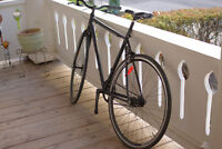 Fixie/ Single speed - parts for complete bike