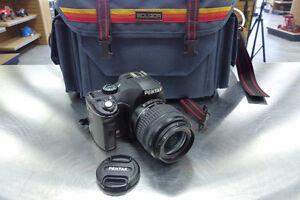 Appareil photo num. reflex PENTAX K-X 18-55mm  #F015624