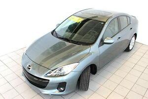 2012 Mazda Mazda3 GT CUIR 2.5 TOIT BOSE West Island Greater Montréal image 4