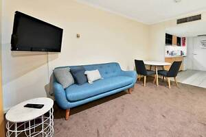 Furnished Studio Apt City views. Inc all bills. $590 PER WEEK Docklands Melbourne City Preview