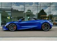 2019 McLaren 720S Spider V8 2dr SSG Automatic Petrol Convertible