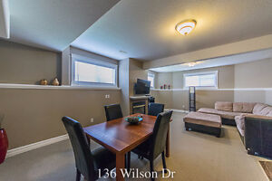 1500sq ft Basement Suite w/ Separate Entrance in Family Area
