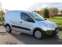 Peugeot Partner 1.6HDi 625 Professional L1 With Air/Con Diesel Van Silver