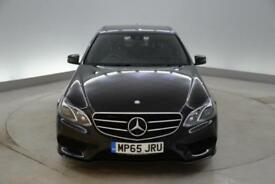 Mercedes-Benz E Class E220 BlueTEC AMG Night Edition 4dr 7G-Tronic