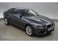 BMW 2 Series 218i SE 2dr [Nav]