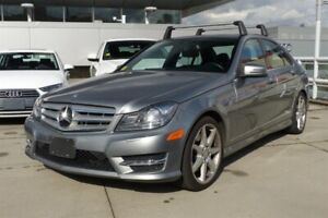 2013 Mercedes Benz C350 4MATIC Sedan