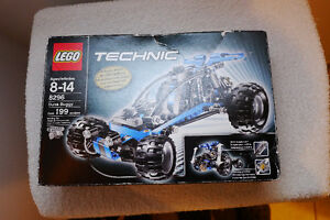 Lego Technic 8296 Dune buggy and Tractor 2 in 1