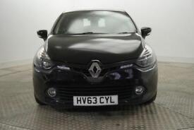 2013 Renault Clio EXPRESSION PLUS 16V Petrol black Manual