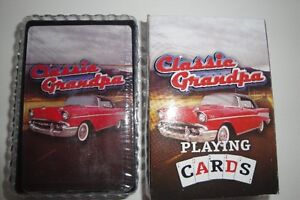 PLAYING CARDS - NEW