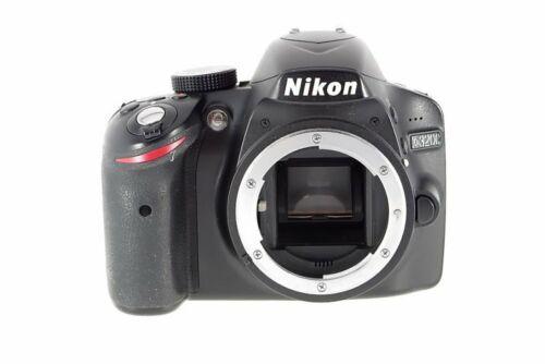Nikon D3200, digitale Spiegelreflexkamera, 24 Megapixel, gebraucht  #21MP0072K