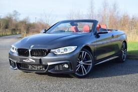 BMW 435 3.0 ( 306bhp ) i Auto M Sport