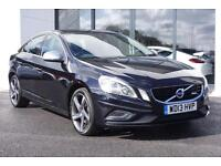 2013 Volvo S60 1.6 D2 R-Design 4dr (start/stop)
